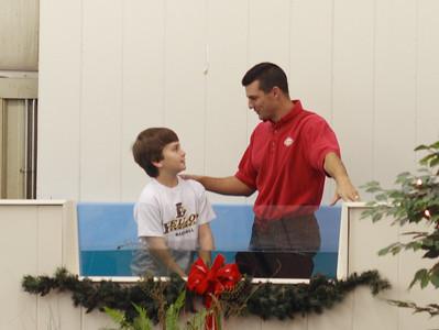 Baptisms December 2, 2007