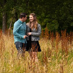 Chloe Dougall & Andrew Miller