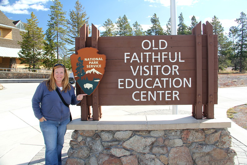 Laura Old Faithful Sign.jpg