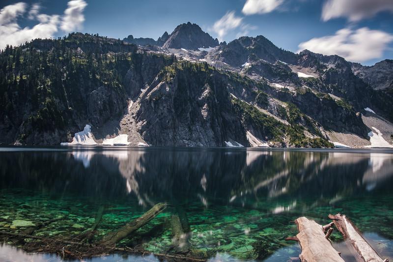 Snowless Lake