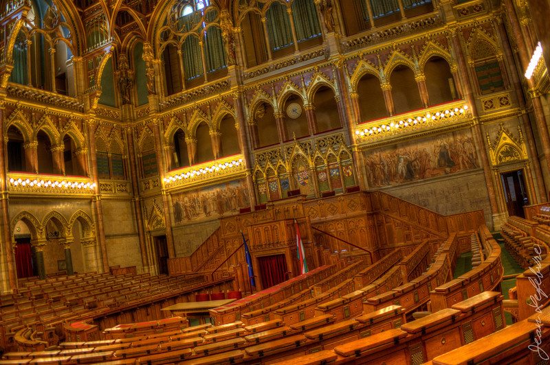 The House in Hungarian Parlament