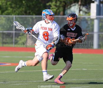 Penn Yan Lacrosse 5-23-18