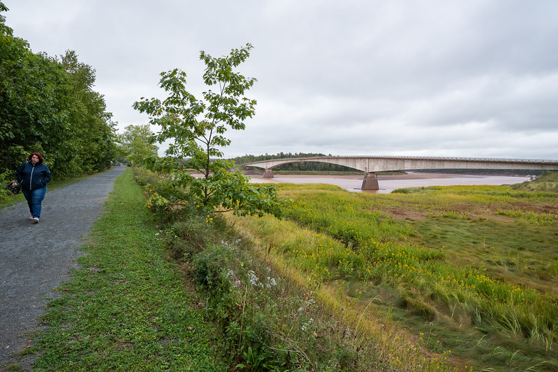 Shubenacadie River, South Maitland