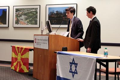 2015 Israel-Macedonia 20 Year Relationship Event