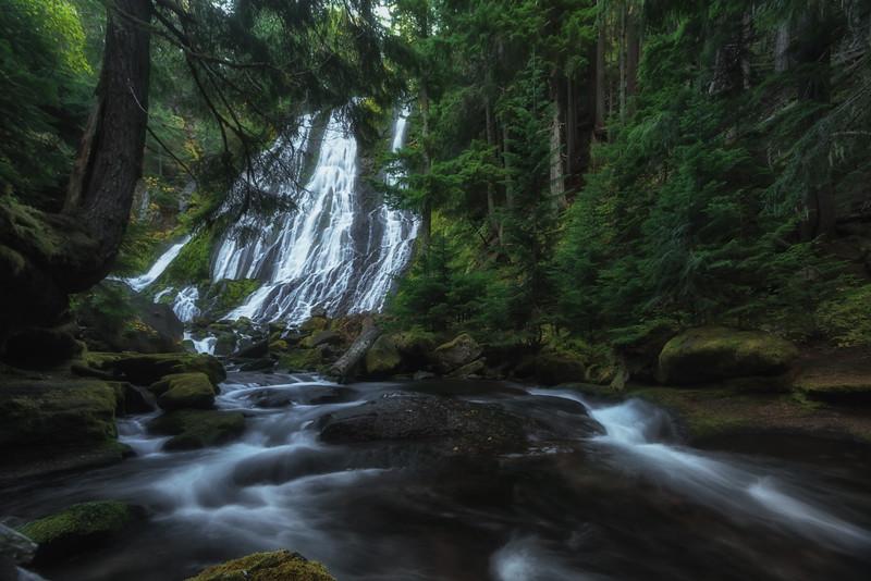 Diamond Creek Falls