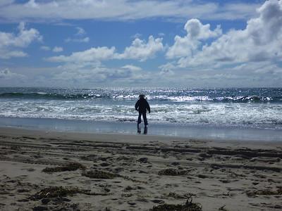 Cape Kiwanda - June 23rd - Beach and Sand Dune