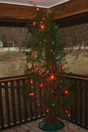 Highland Christmas Decorations