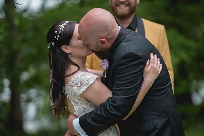Sara and Ben Wedding