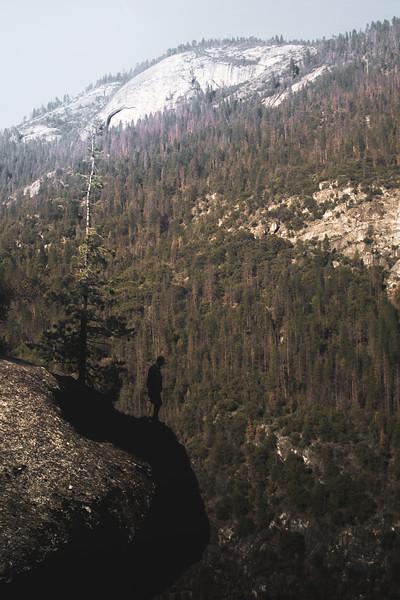 Yosemite Valley Cliff