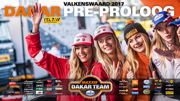 Maxxis Dakar Team   5NOV Pre-proloog 2017