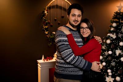 Ionut & Adina • Christmas Session 2018