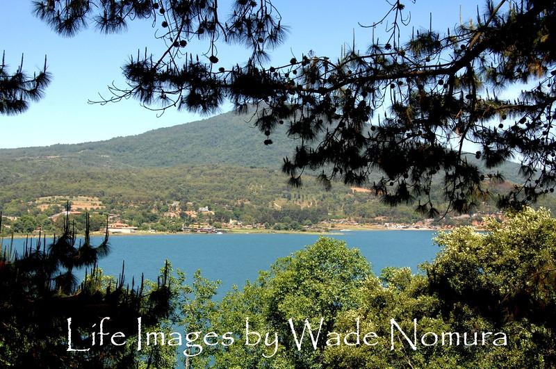 Lake Zirahuen,  Michoacan