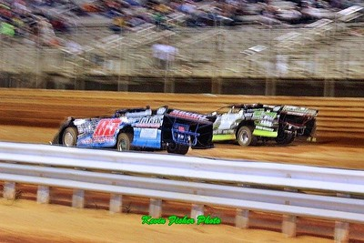 Virginia Motor Speedway - 8/9/14