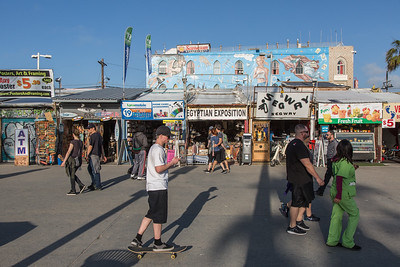 An Afternoon in Venice Beach