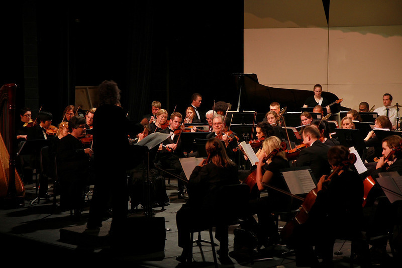 Orchestra Concert; December 5, 2011.