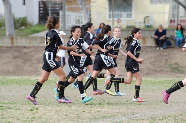 FC Goldenstate Sal's team 2013