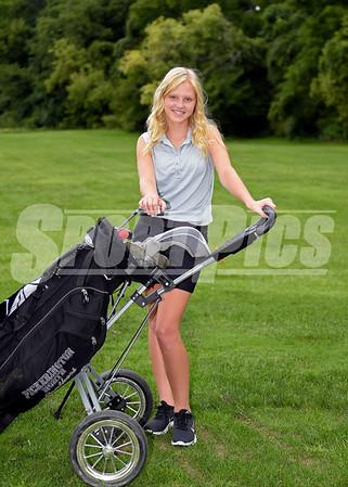 2017 PHSN Women's Golf - Varsity Photos