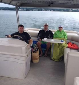 2014 08-10 to 08-16 Smith Mt Lake