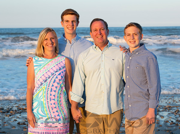 T. Donnelly Family 8-17-20