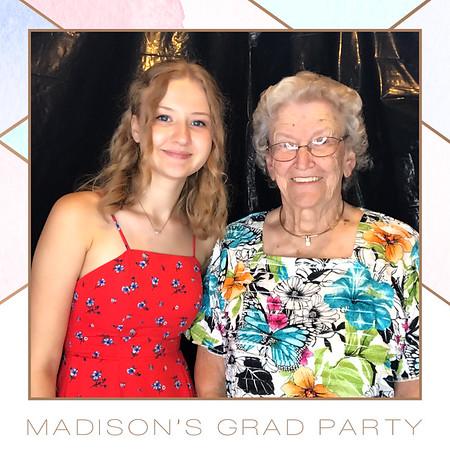Madison Seda Grad Party