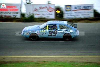 Riverside Speedway-Poster Night-1999