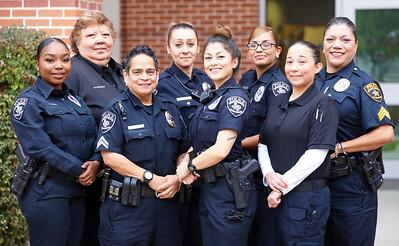 EISD Female Police Team Members
