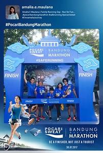 170730 | Pocari Bandung Marathon 2017