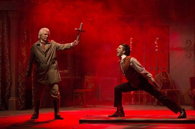 ECU Theater 'Dracula' 2013