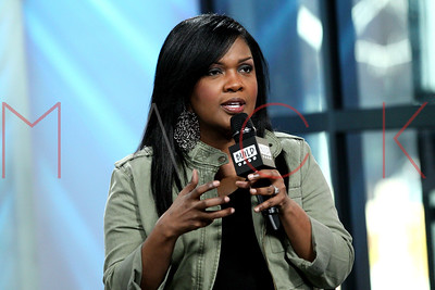 """NEW YORK, NY - MARCH 08:  Build Series Presents CeCe Winans discussing """"Let Them Fall in Love"""" at Build Studio."""