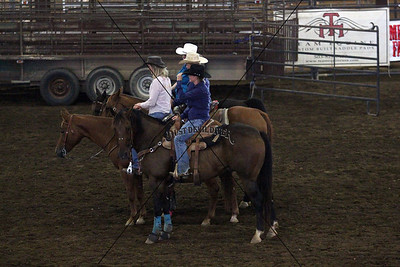 All Girl Ranch Rodeo Trailer