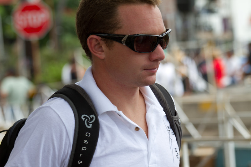 Ben Hoffman - Finished 42nd.