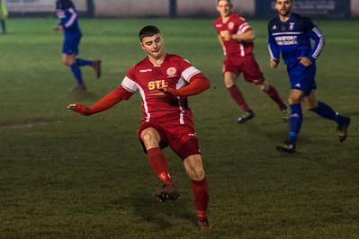 Winsford United (a) L 2-0