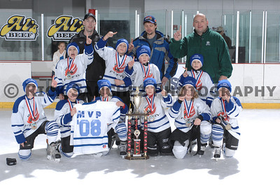 2008 Christmas Cup 500p Mite 1st AIA Maple Leafs vs 2nd AIA Blackhawks