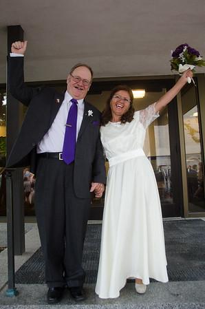 Druce Wedding