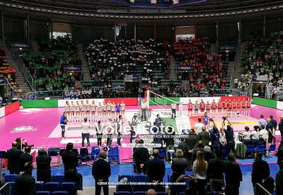 «Battistelli S.G. Marignano - Lpm Bam Mondovì» Finale A2F