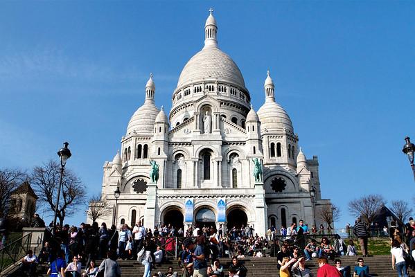 2011 Paris & London