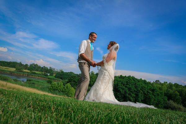 Erin + Casey's Wedding!
