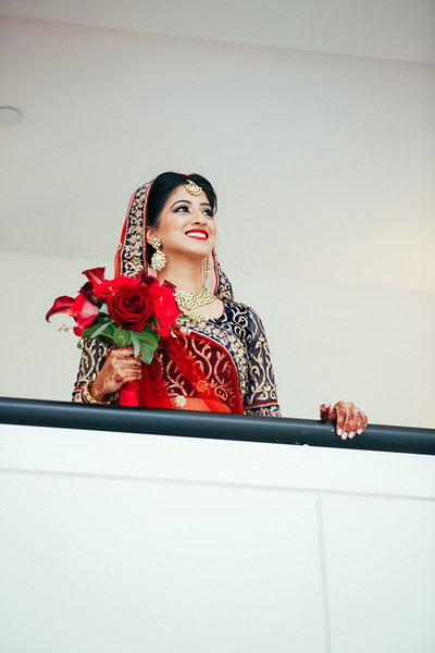 Le Cape Weddings - Indian Wedding - Day 4 - Megan and Karthik First Look 1.jpg