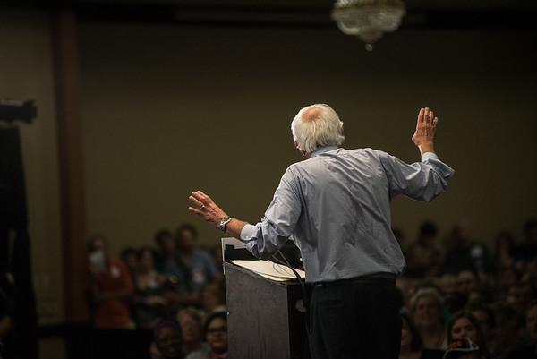 Senator Sanders Columbia 08-21-15