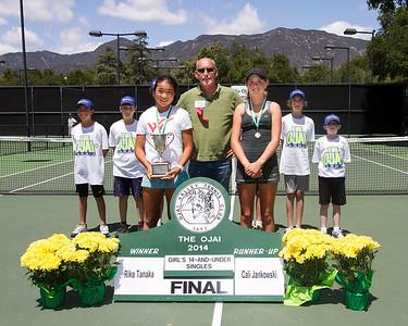 Ojai Tennis Tournament 2014