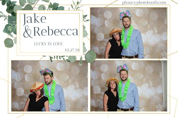 Celebrating Jake & Rebecca