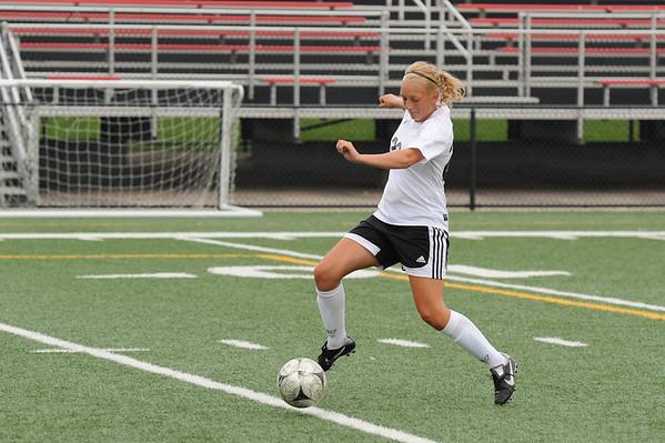 Girls Soccer JV and Varsity 2011
