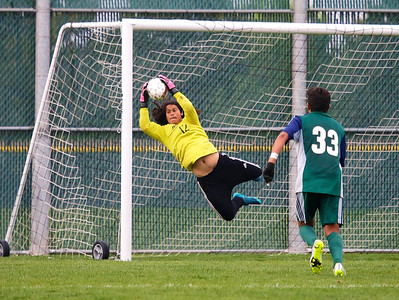 2016 JHS Soccer vs Copper Hills Game 2