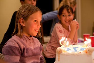 2009 Anastasia Birthday (January)