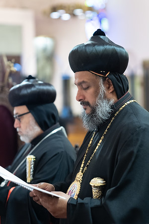 Eastern and Oriental Orthodox Christian Churches Meet  at the Diocesan Center, New York City, October 8, 2019