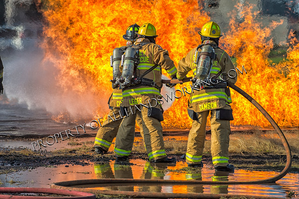 Bradley International Airport Triennial Disaster Drill