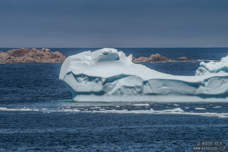 Monster Ice Head   Photography by Wayne Heim