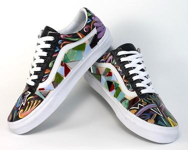 Southeast HS Art Shoe Design