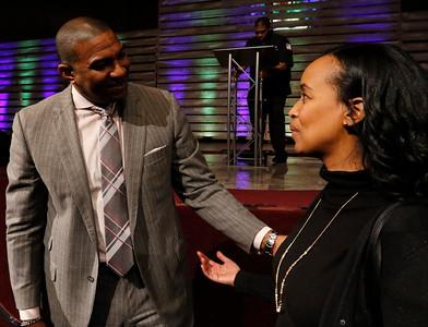 Honoring Pastors