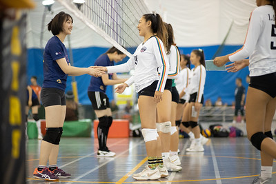 LAC vs China at WAB